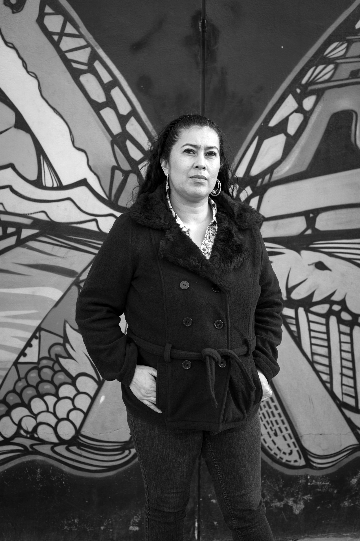 Ana Lidia Román (#101) Las adversidades de una familia transfronteriza