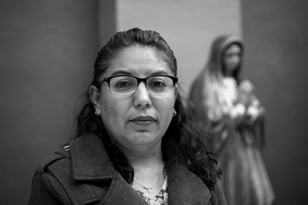 Monserrat Galván (#128) Love For My Daughters in the Face of Domestic Violence and Deportation