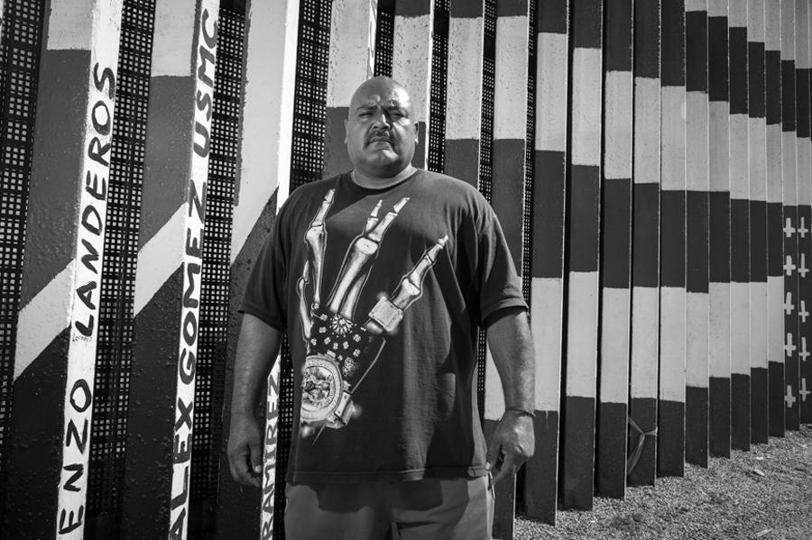 Jason Madrid (#13) ¿Residencia Permanente? La Historia de un Veterano de la Infantería Marina de los Estados Unidos