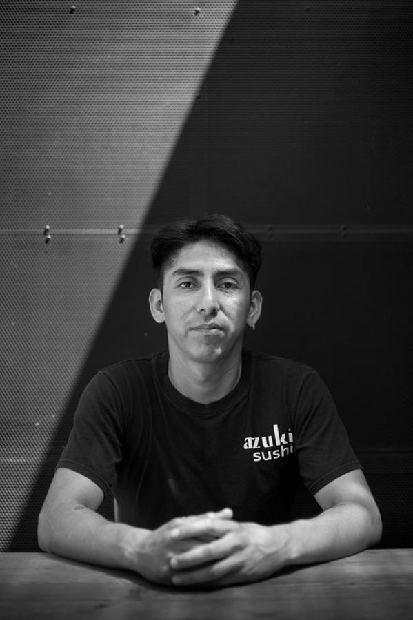 Guillermo Alexandro Rendón (#137) The Story of Guillermo Alexandro Rendón, a Sushi Chef in Tijuana