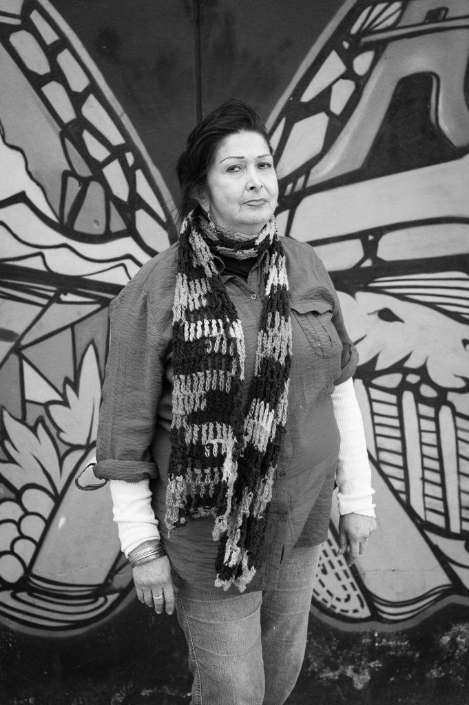 Alejandra González (#143) Mujer en pos de lucha
