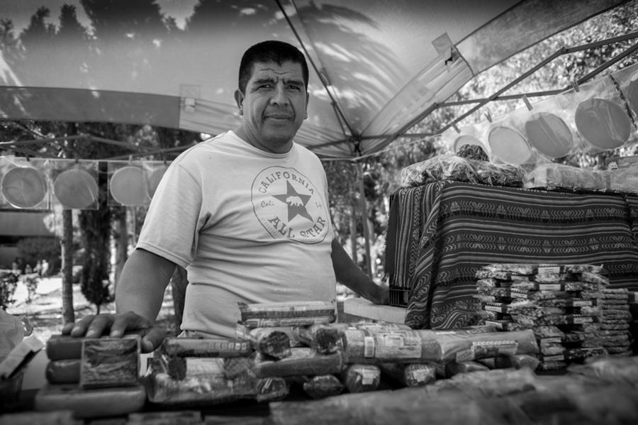 Luis García (#32) Levantarme con fuerzas para ayudar