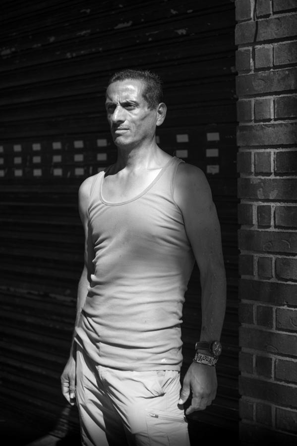 Sergio Fuentes (#83) Here I am Stil…